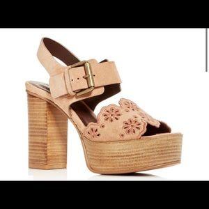See by Chloe Krysty Block Heel Platform Sandal
